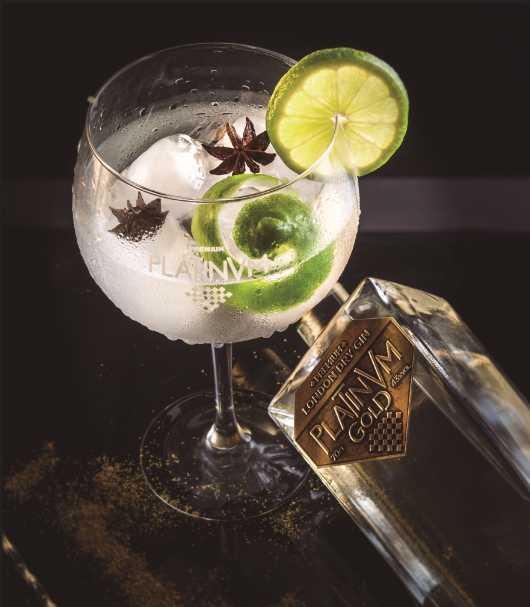 gin-tonic de platinvm