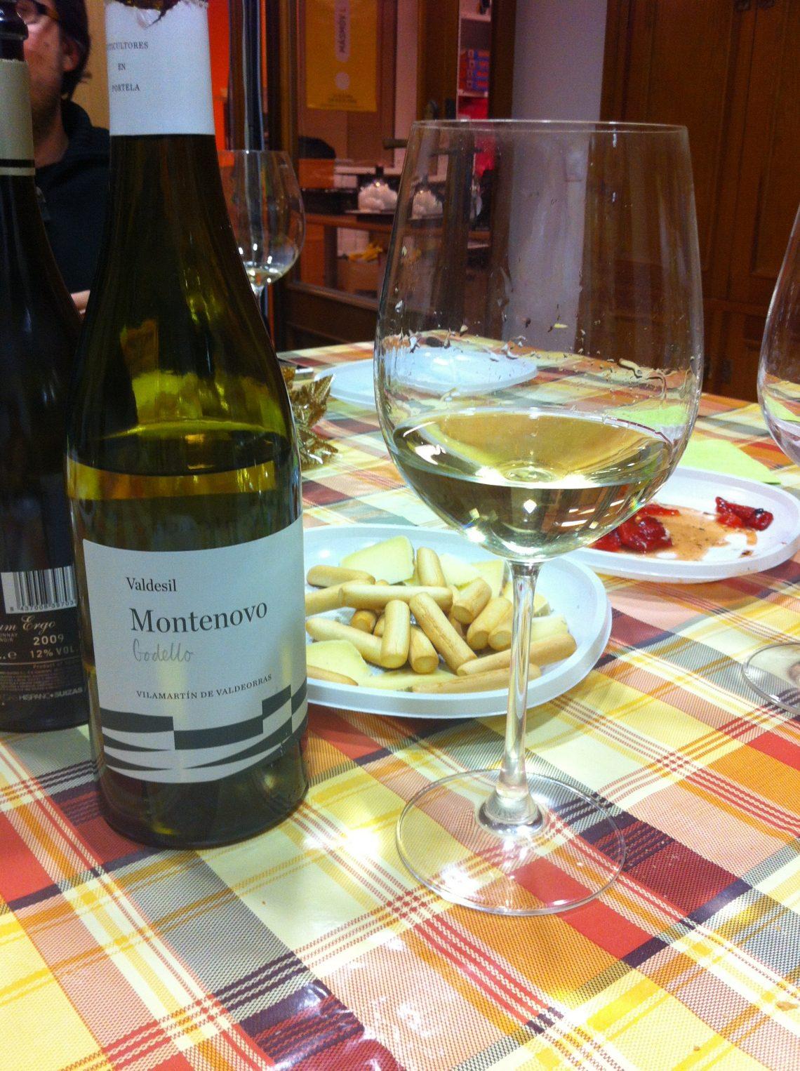 Cata de Vinos en Vinopremier 29-11-2012