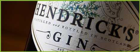Hendrick´s una ginebra moderna, con antigua tradición