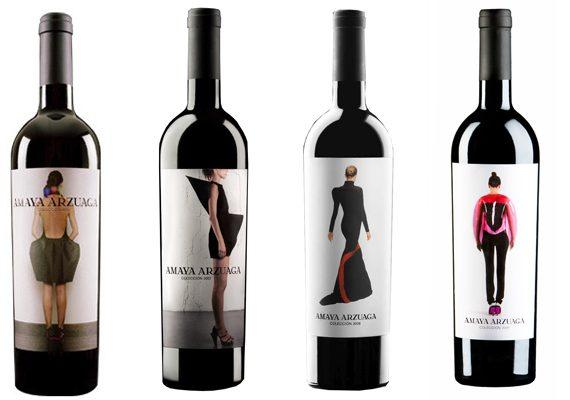 #Vino y #Moda por Amaya Arzuaga
