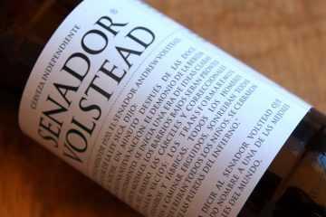Cervezas artesanas en Vinopremier.com; Senador Volstead