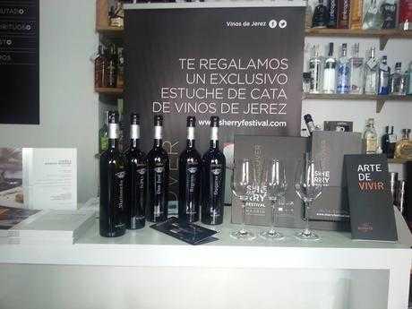 Celebra el Sherry Festival 2014 en Vinopremier.Com