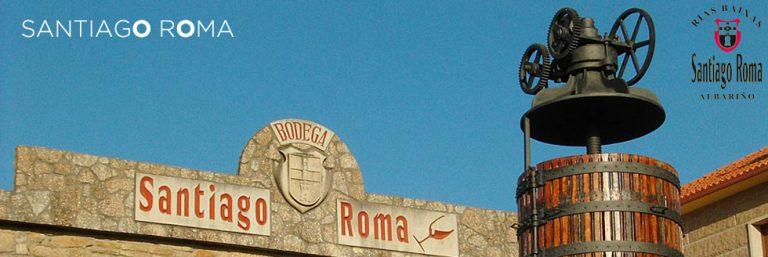"OS PRESENTAMOS A ""BODEGA SANTIAGO ROMA"" (ALBARIÑOS DE PRESTIGIO INTERNACIONAL)"