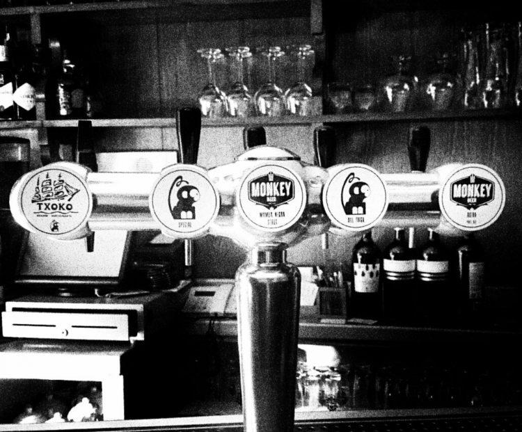 Cervezas Monkey: sus recetas se han cuidado con mimo para conseguir el sabor especial que les caracteriza.