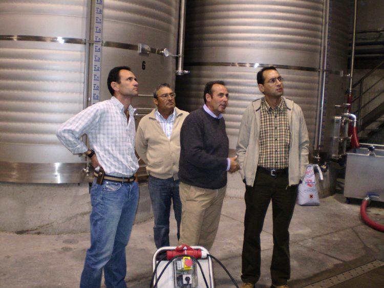 Julio Raboso: «tenemos que explicar a la gente que el vino es un sector estratégico para nuestro país»