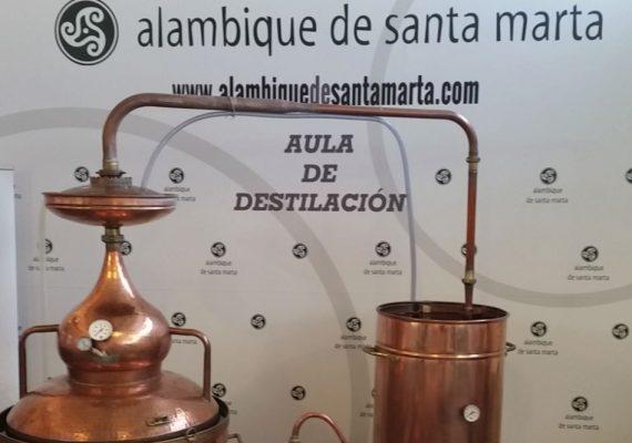 Alambique de Santa Marta: 15 años de experiencia en la elaboración de orujos y licores