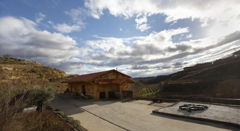 Las Bodegas Castillo de Mendoza