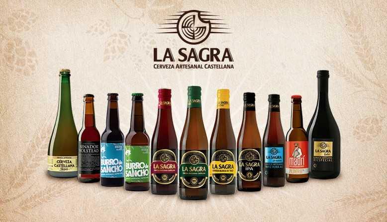 Cerveza Artesana Castellana La Sagra