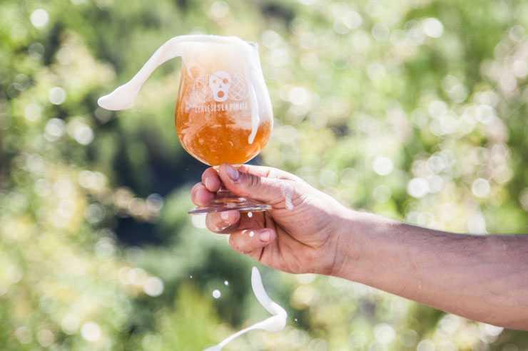 Cerveses La Pirata, amargas, aromáticas y corpulentas