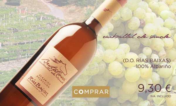 Carballal de Sande y su aventura con el vino albariño.
