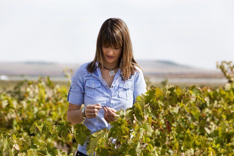 El equilibro y la personalidad es lo que define un buen vino, Paloma San Ildefonso.