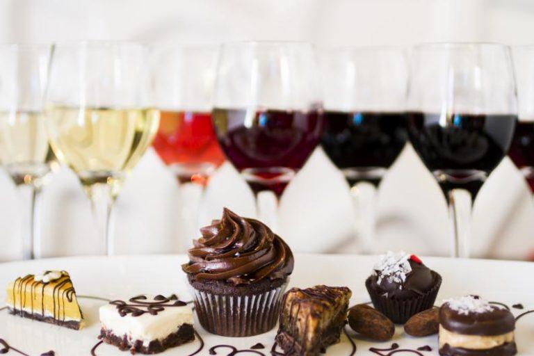 La combinación perfecta entre vino y postres. ¡Sugerencias!