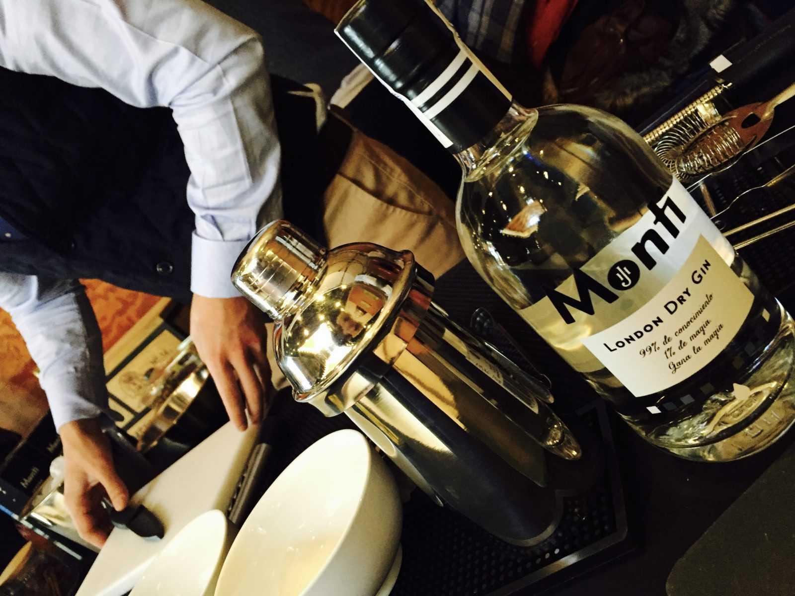 Gin Monti, una ginebra Premium artesanal
