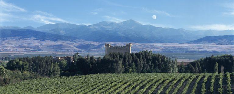 Castillo de Sajazarra, un castillo de cuento