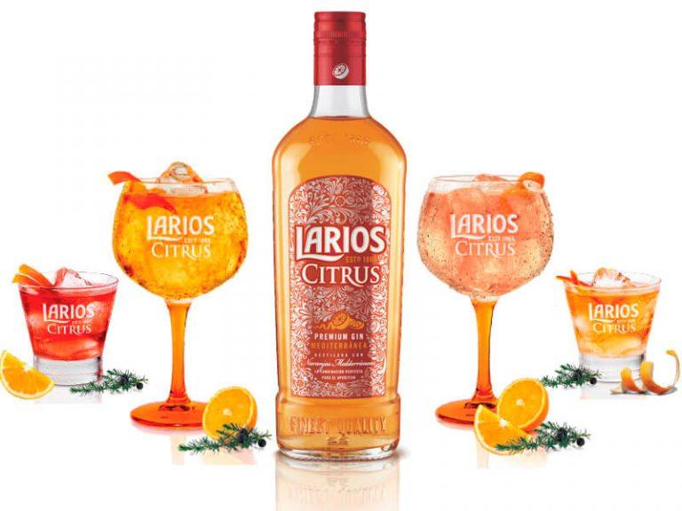 Tres formas de cambiar el gin tonic con Larios Citrus