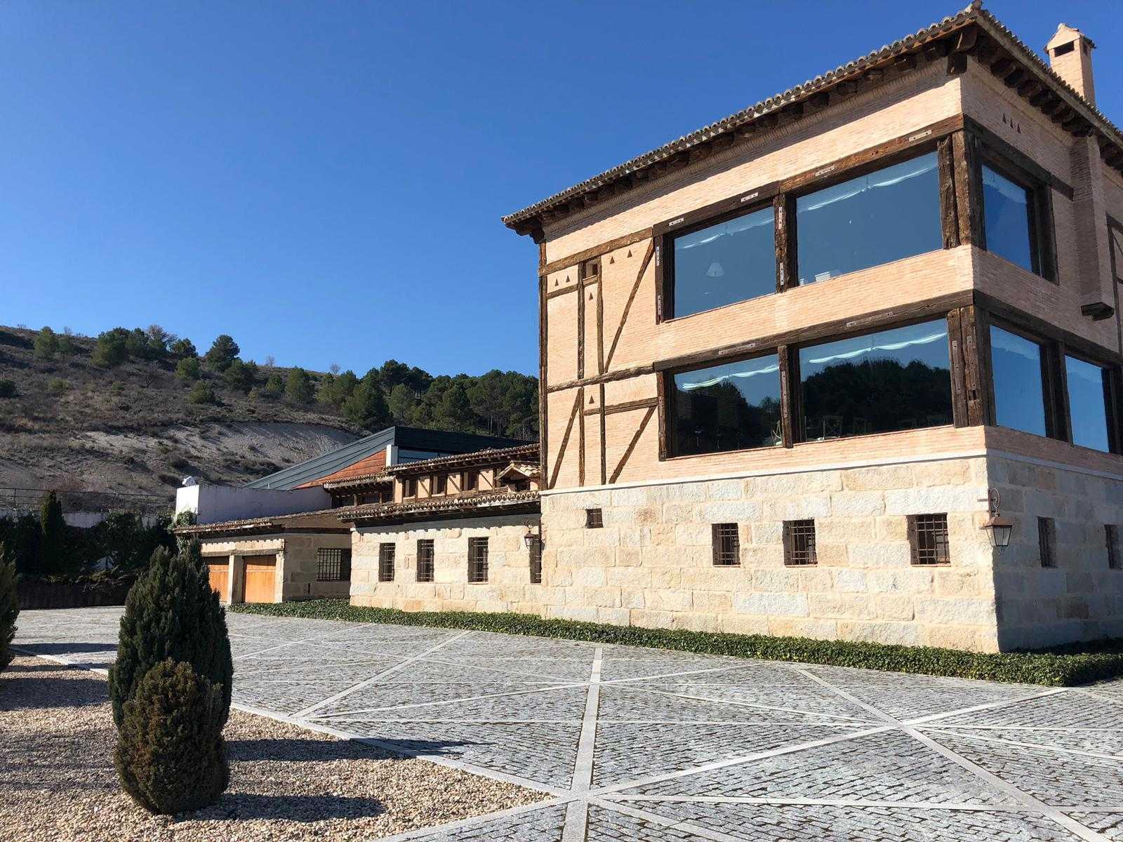 Visitamos Bodegas Conde de San Cristobal, una de las bodegas más prestigiosas de Ribera del Duero
