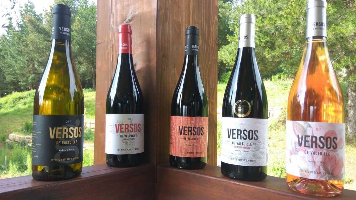 La pasión y la dedicación a dos disciplinas: las letras y el vino, descubre Versos de Valtuille