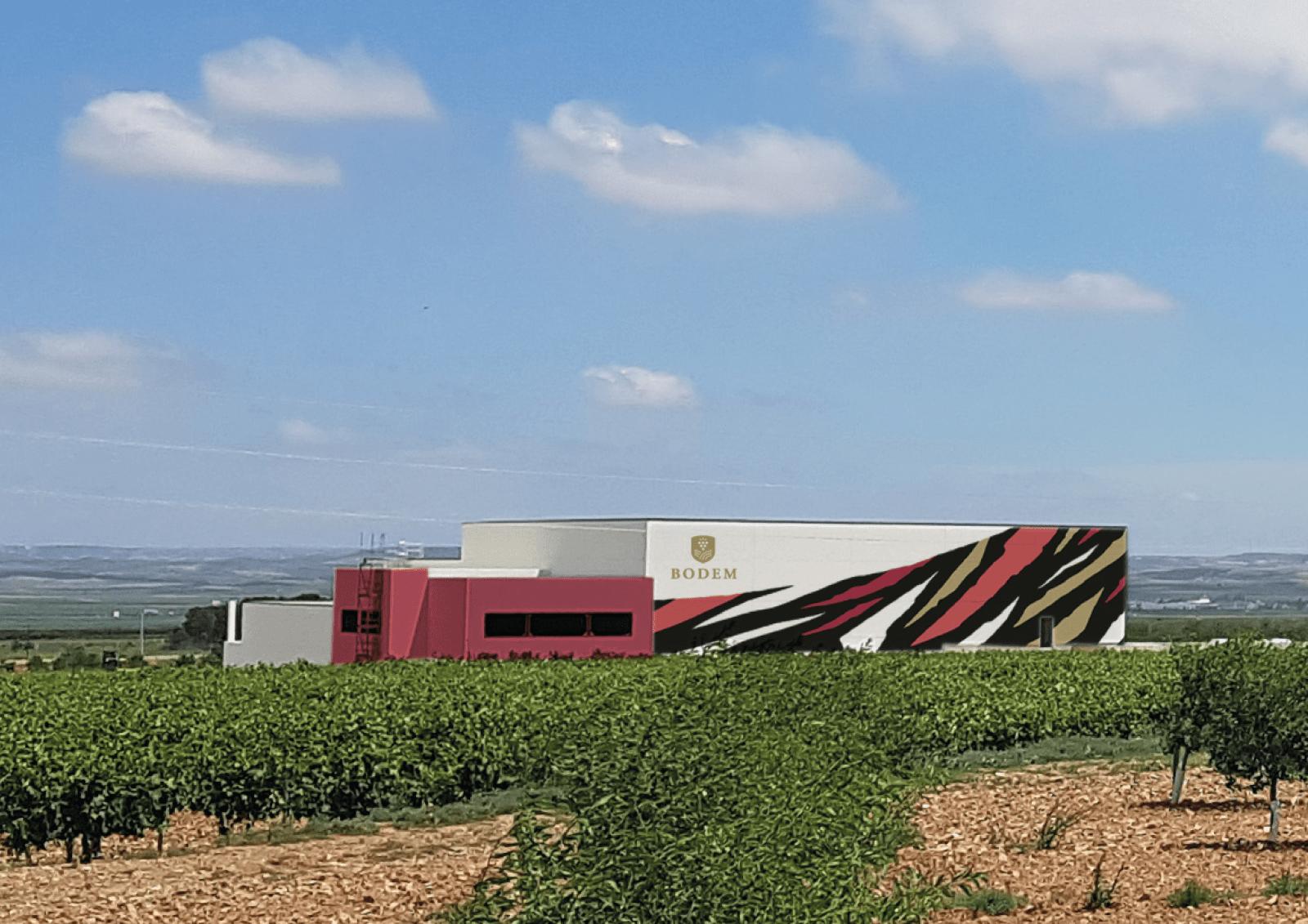 Bodem Bodegas es una empresa familiar holandesa apasionada por el mundo del vino