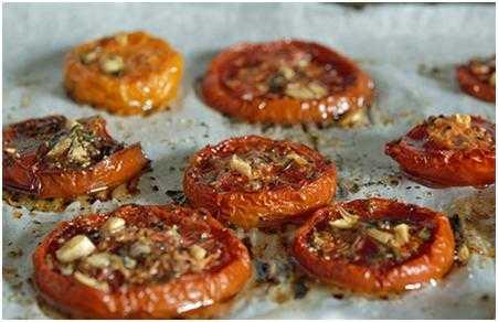 tomates-asados-a-la-italiana-maridaje-perfecto-vino-verdejo