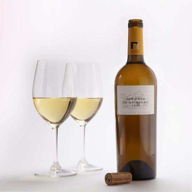 La cata de la semana: Vino Blanco Hacienda Arínzano Chardonnay