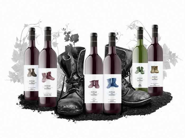 Unas Botas de Barro para recorrer el mapa del vino español