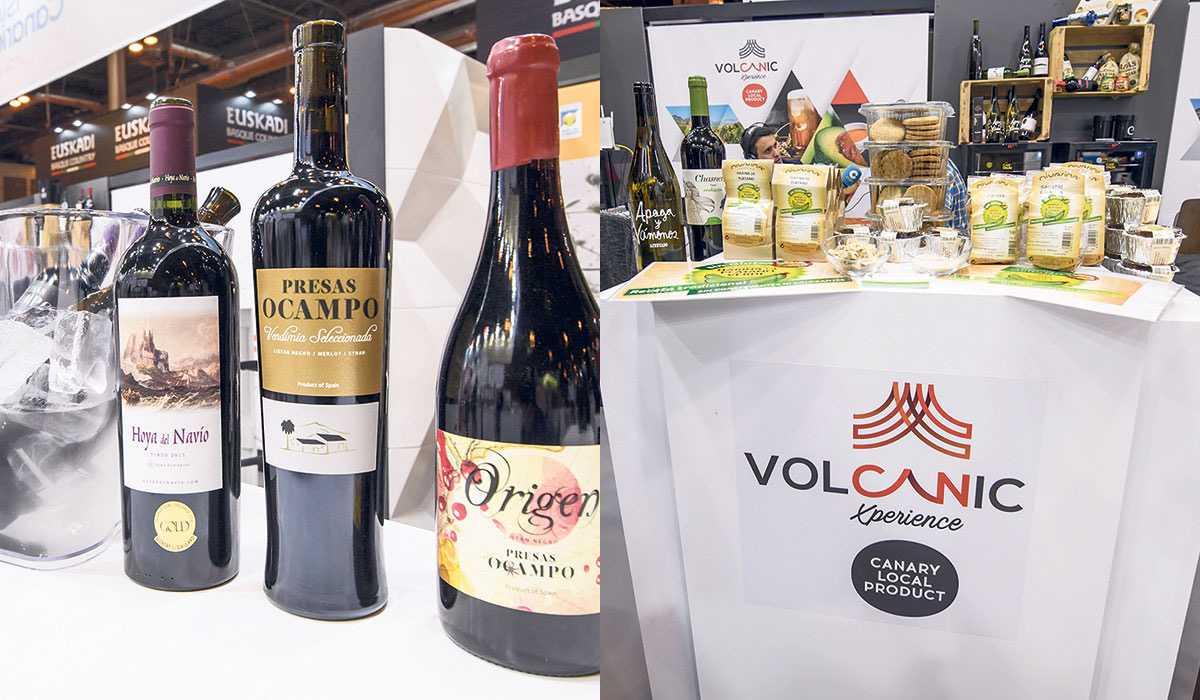 Volcanic Xperience - Vinos canarios Vinopremier