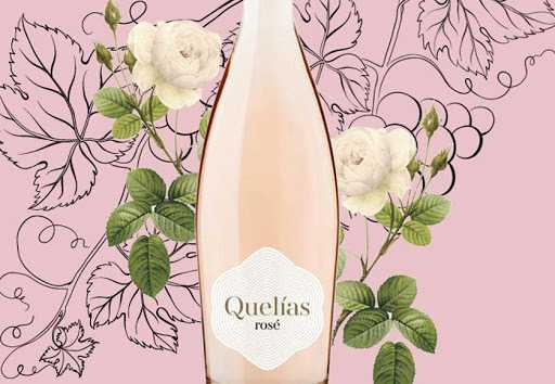 Quelías Rose - Bodegas Sinforiano - Vinopremier