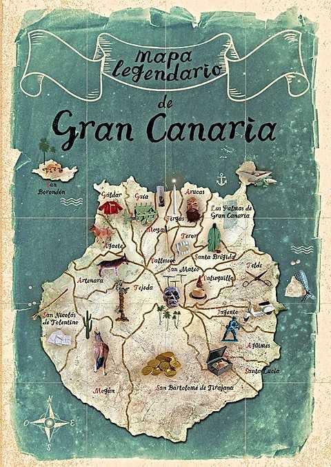 Gran Canaria, una isla de cuento