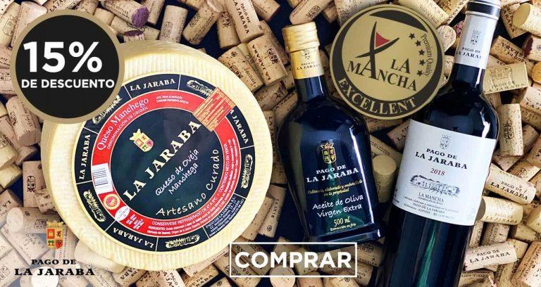 La añada 2018 de Pago de La Jaraba inaugura La Mancha Excellent, nueva clasificación de vinos de alta gama y máximo nivel de excelencia impulsada por la D.O. LA MANCHA