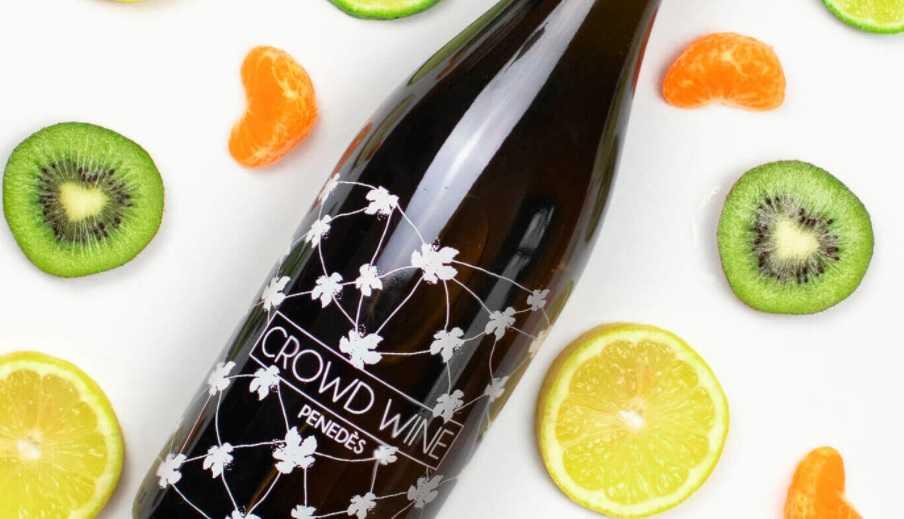 Crowd Wine, primer vino de multitud del Penedés
