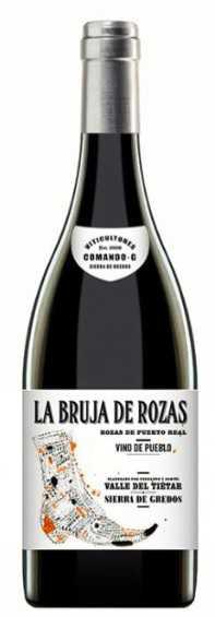 Vino Tinto La Buja de las Rozas- Vinopremier