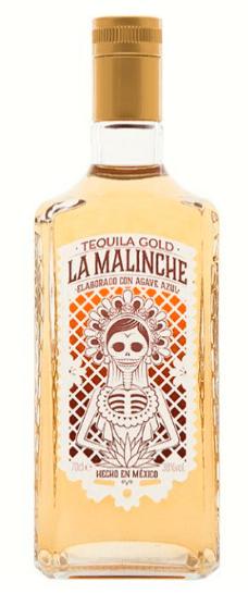 Tequila La Malinche Halloween