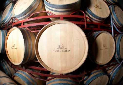 Pago de Larrea, productor de grandes vinos en Rioja