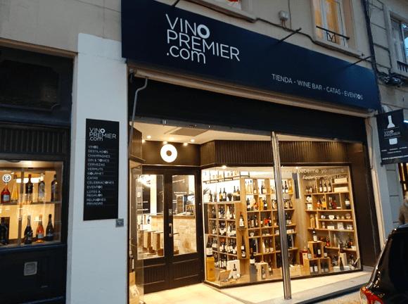 Nuevo Espacio: Vinopremier Zaragoza