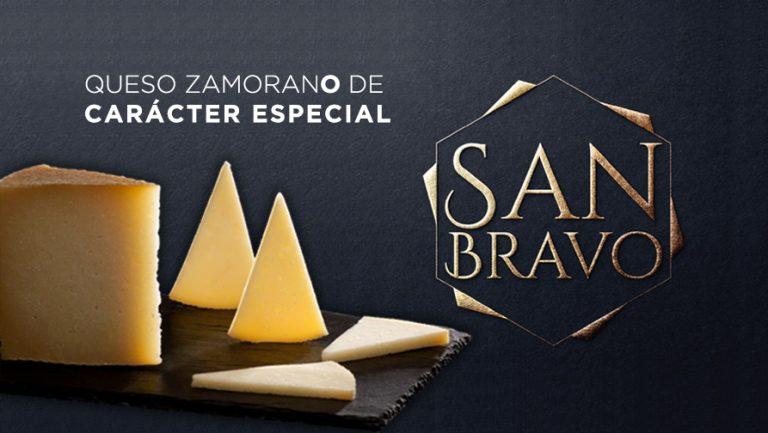 SANBRAVO, un queso zamorano de carácter especial artesano