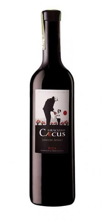 Vino Tinto Caecus Graciano - Vinopremier