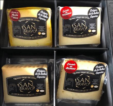 queso artesano sanbravo