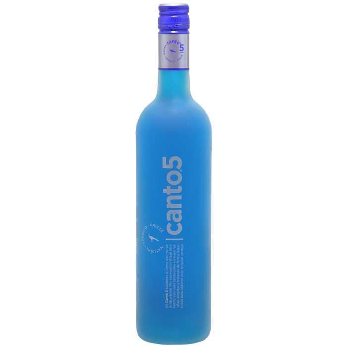 Vino Azul Canto 5 - vinopremier