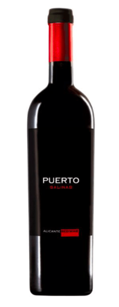 Vino Tinto Puerto Salinas - vinopremier