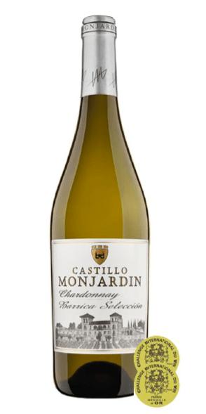 Vino Blanco Castillo de Monjardin Chardonnay Barrica - Vinopremier