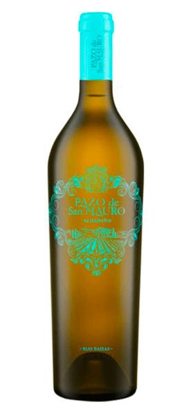 Vino Blanco Pazo de San Mauro - vinopremier