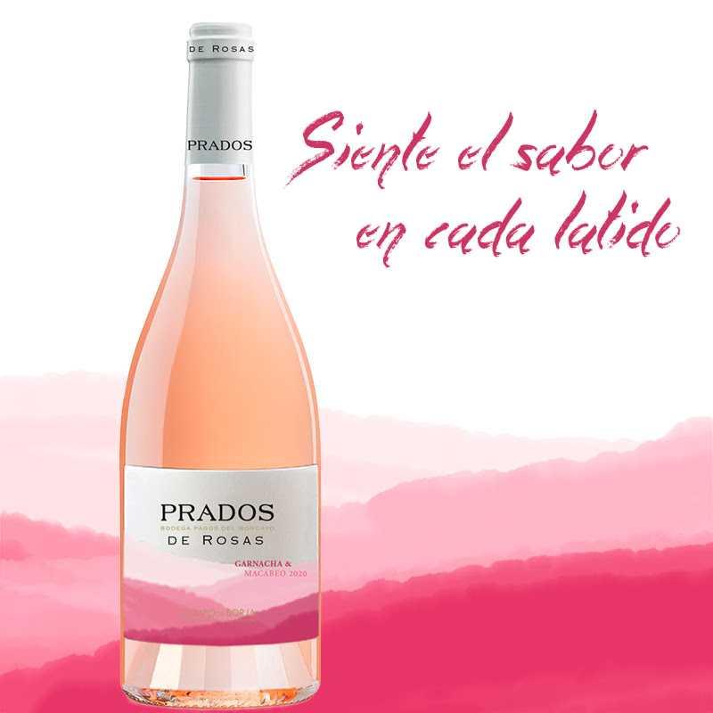 Comprar Vino Rosado Prados de Rosas - Campo de Borja