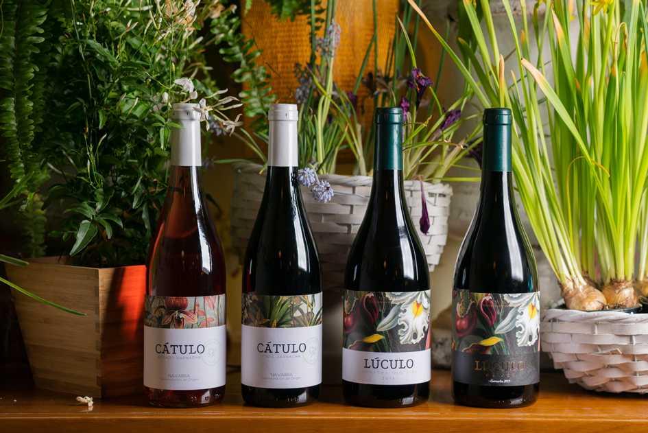 vino ecológico de la casa de Lúculo