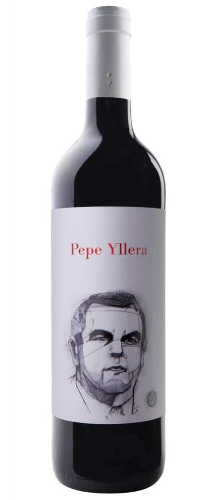 Vino Tinto Pepe Yllera