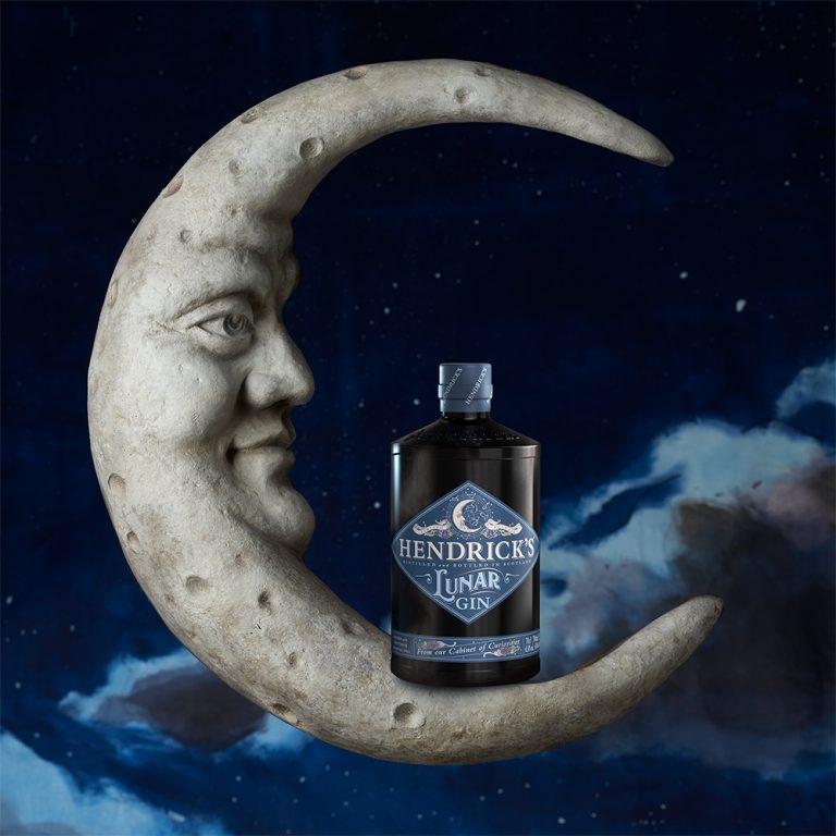La nueva ginebra Hendrick's Lunar, creada bajo la luz de una luna llena.