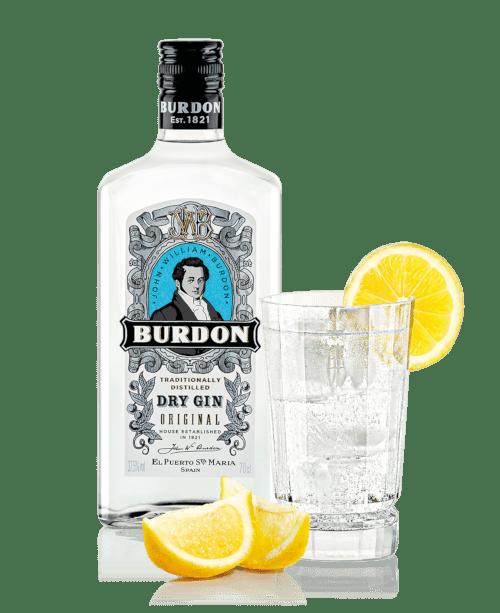 ginebra Burdon original