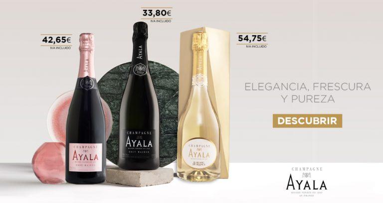 Los Champagnes DE LA MAISON