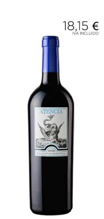 vino tinto atencia -vinopremier