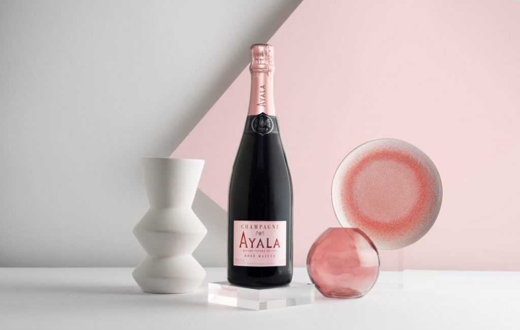 Champagnes - Ayala Rose - Vinopremier