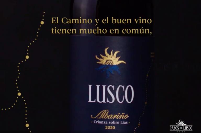 Lusco Albariño 2020 Edición Especial Año Santo